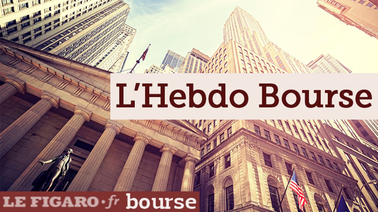 Hebdo Bourse: semaine en deux temps sur le marché parisien