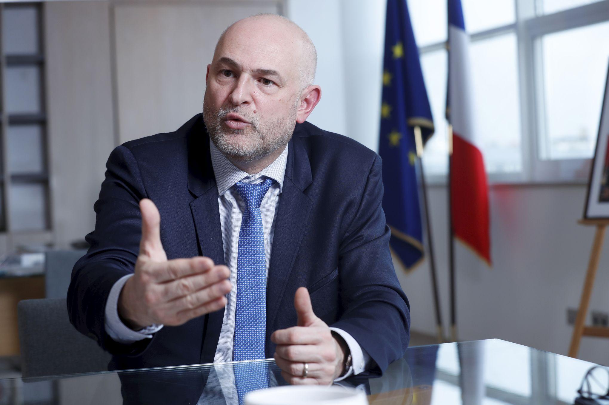 Laurent Pietraszewski: «Les standards ont changé, le système actuel n'est plus adapté aux variations d'emploi»