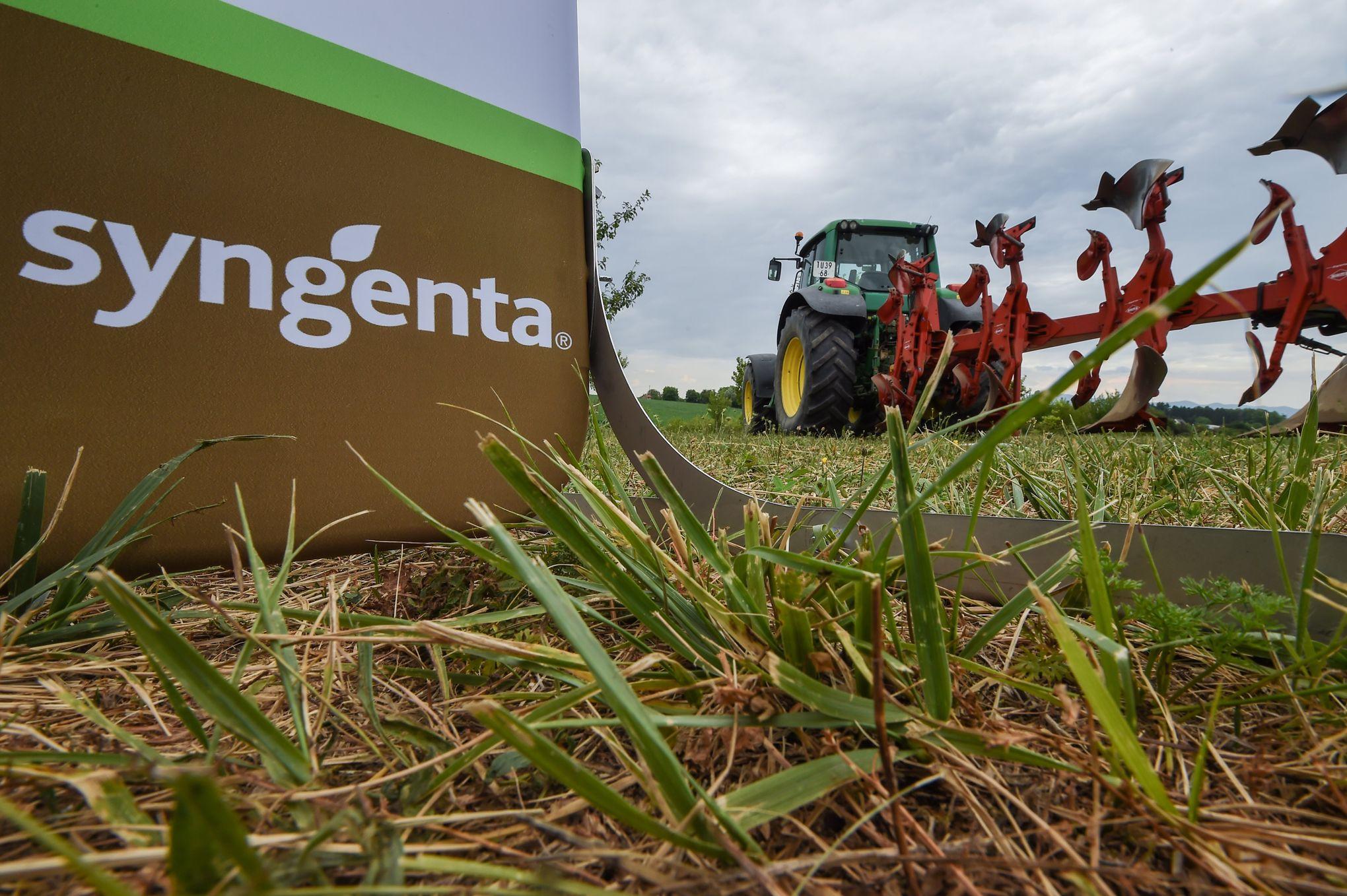 Syngenta prévoit de réduire ses effectifs en France