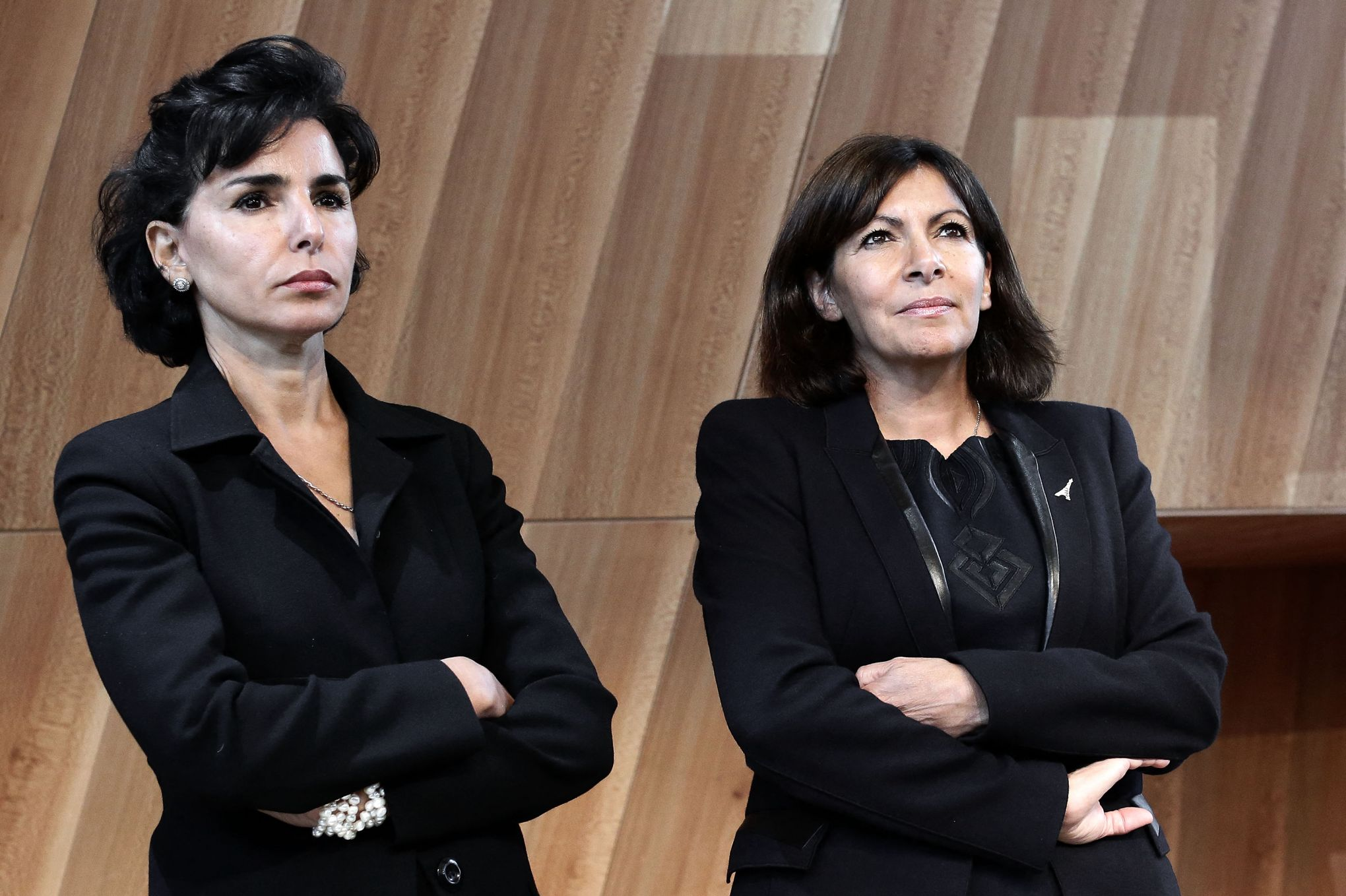 Municipales A Paris Le Duel Hidalgo Dati S Installe Griveaux