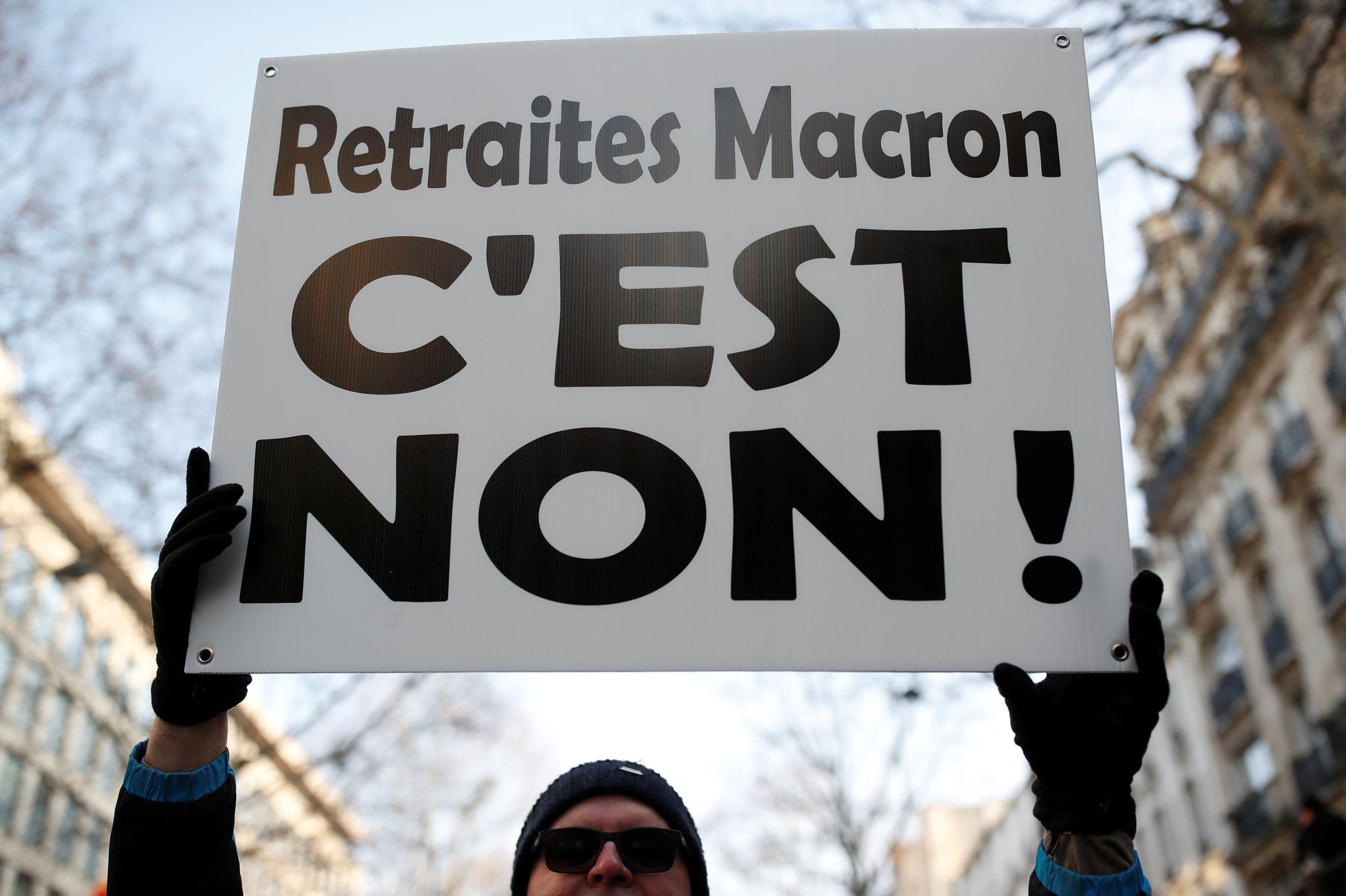 «Macron a réussi à transformer des évidences en tabous»
