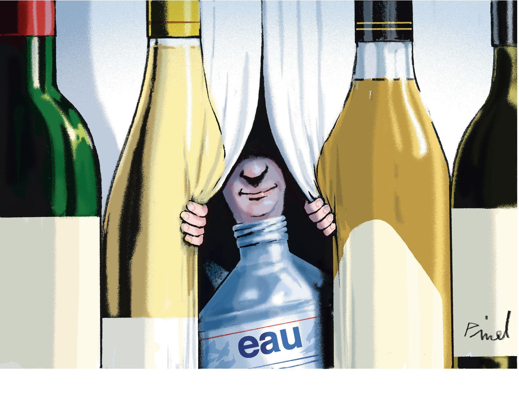 Pourquoi refuser un verre n'est pas si facile