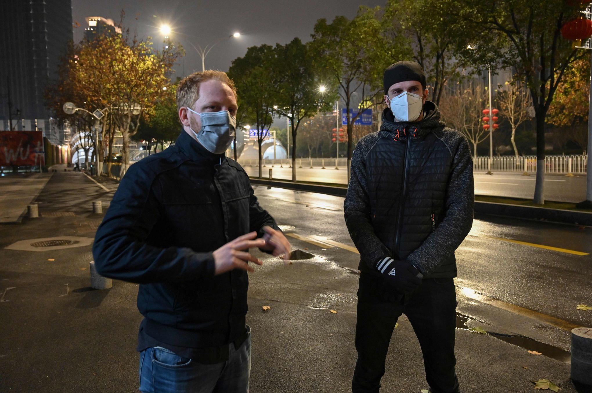 Coronavirus chinois: comment les expatriés français se préparent à quitter Wuhan