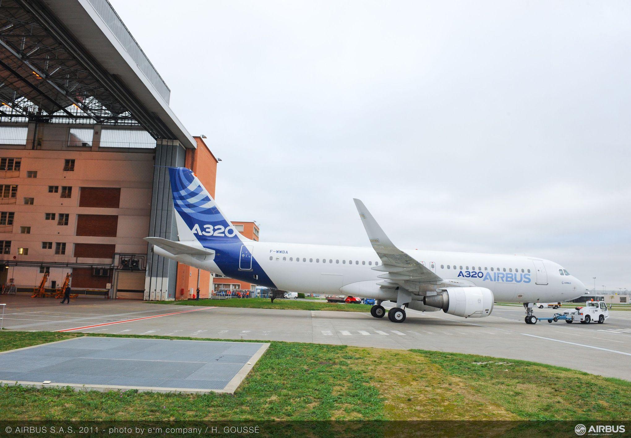 Airbus écope d'une amende record