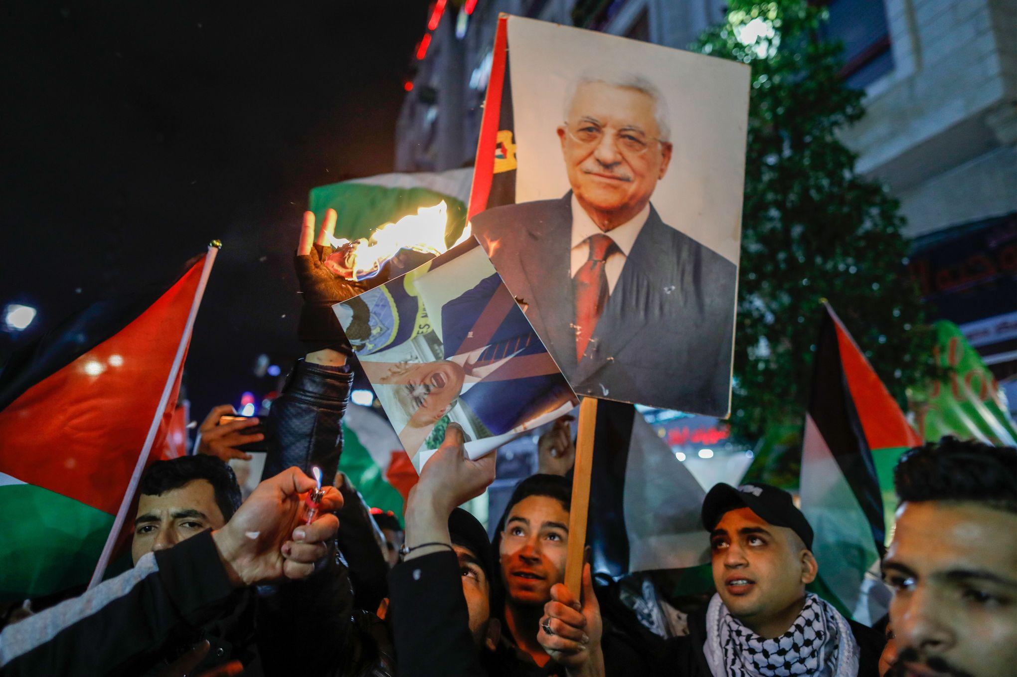 Le projet américain rapproche les frères ennemis du Hamas et du Fatah