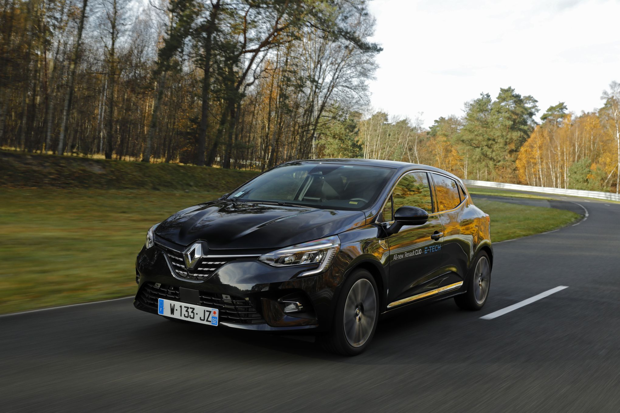 Renault Clio E-Tech, l'hybride abordable