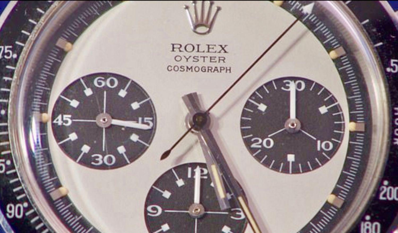 Sa Rolex achetée 345 dollars en 1974 en vaut 700.000 aujourd'hui
