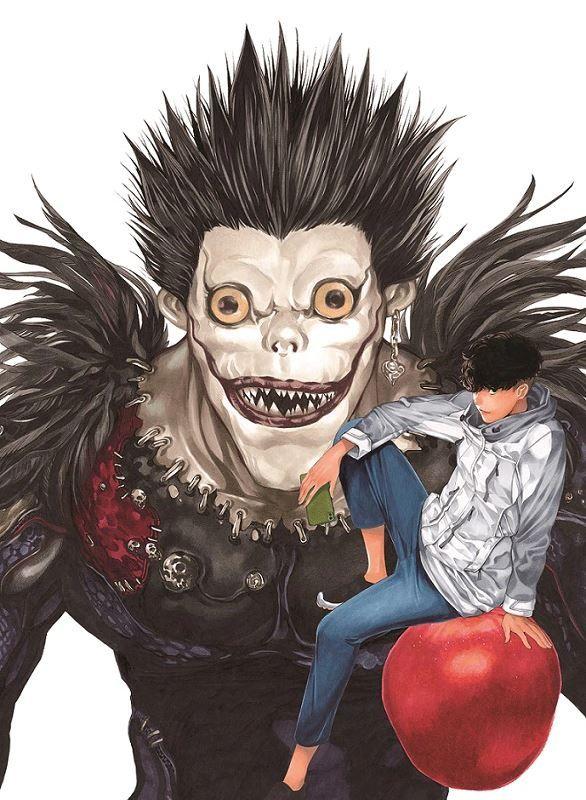 Un nouveau chapitre de Death Note disponible gratuitement
