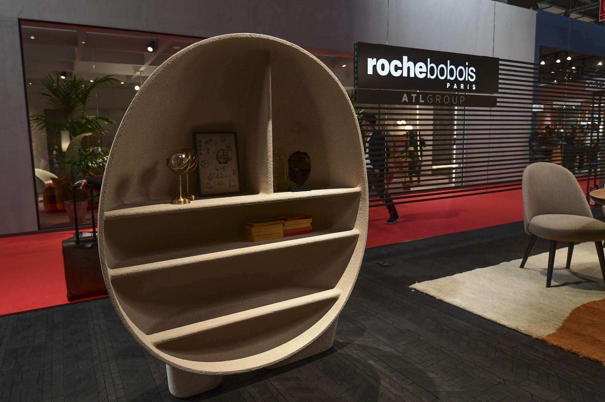 Roche Bobois a fortement accéléré fin 2020