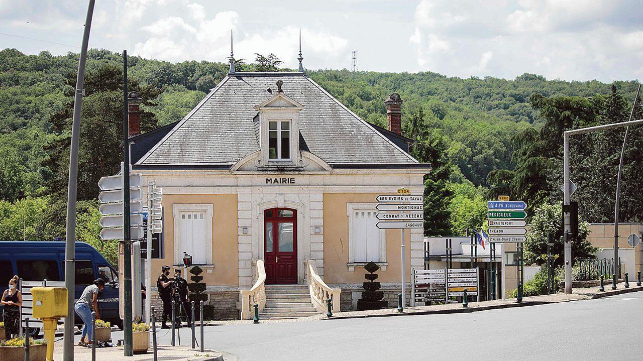 Forcené de Dordogne neutralisé: au Lardin-Saint-Lazare, le soulagement et la vie qui reprend