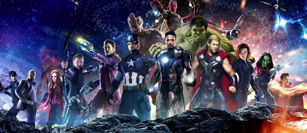 Avengers - Infinity Wars