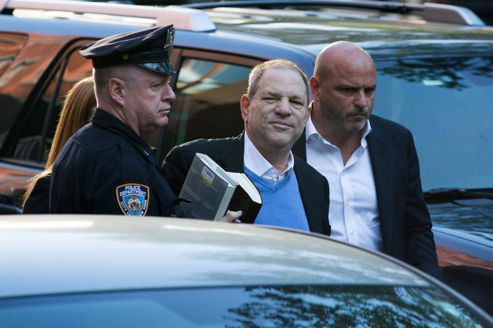 Harvey Weinstein au coeur du scandale