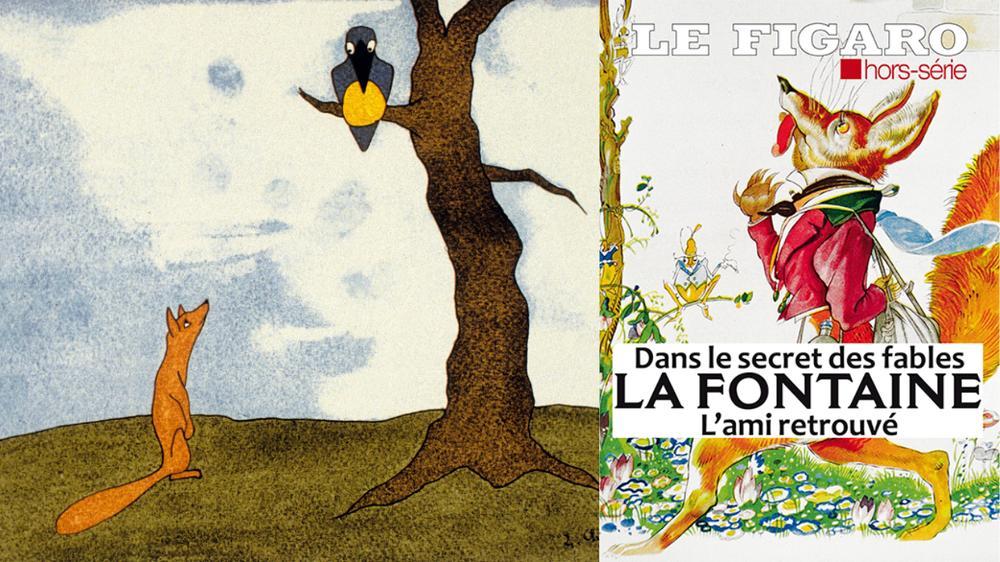 Dans le secret des fables de La Fontaine