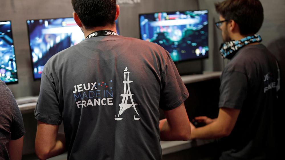 Le jeu vidéo made in France