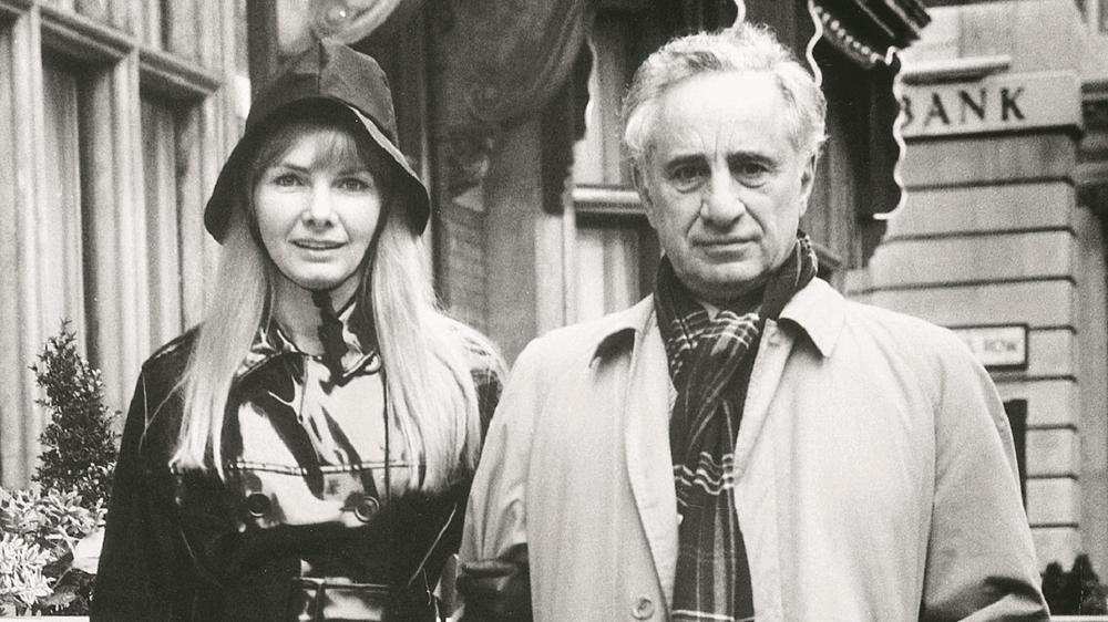 Barbara Loden et Elia Kaza