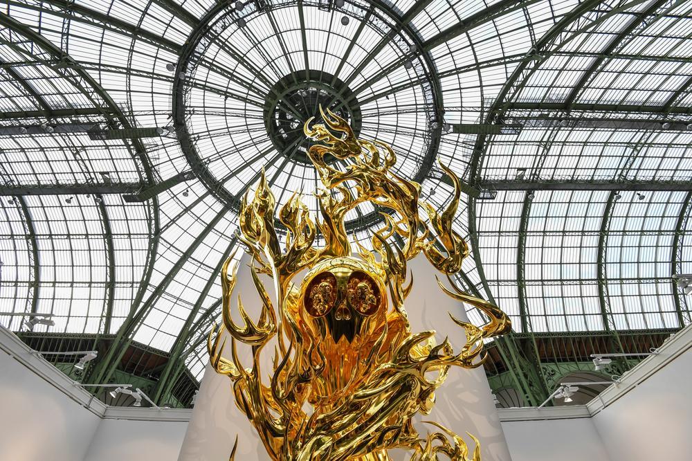 Du 18 au 21octobre 2018 se tient la 45e édition de la Foire internationale d'art contemporain à Paris.