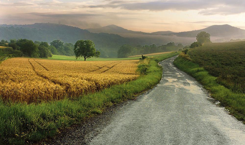 L'Auvergne, une terre pour les écrivains