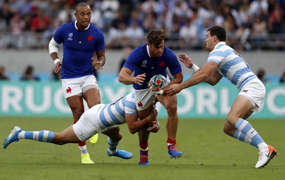 Coupe du monde: France-Argentine en direct