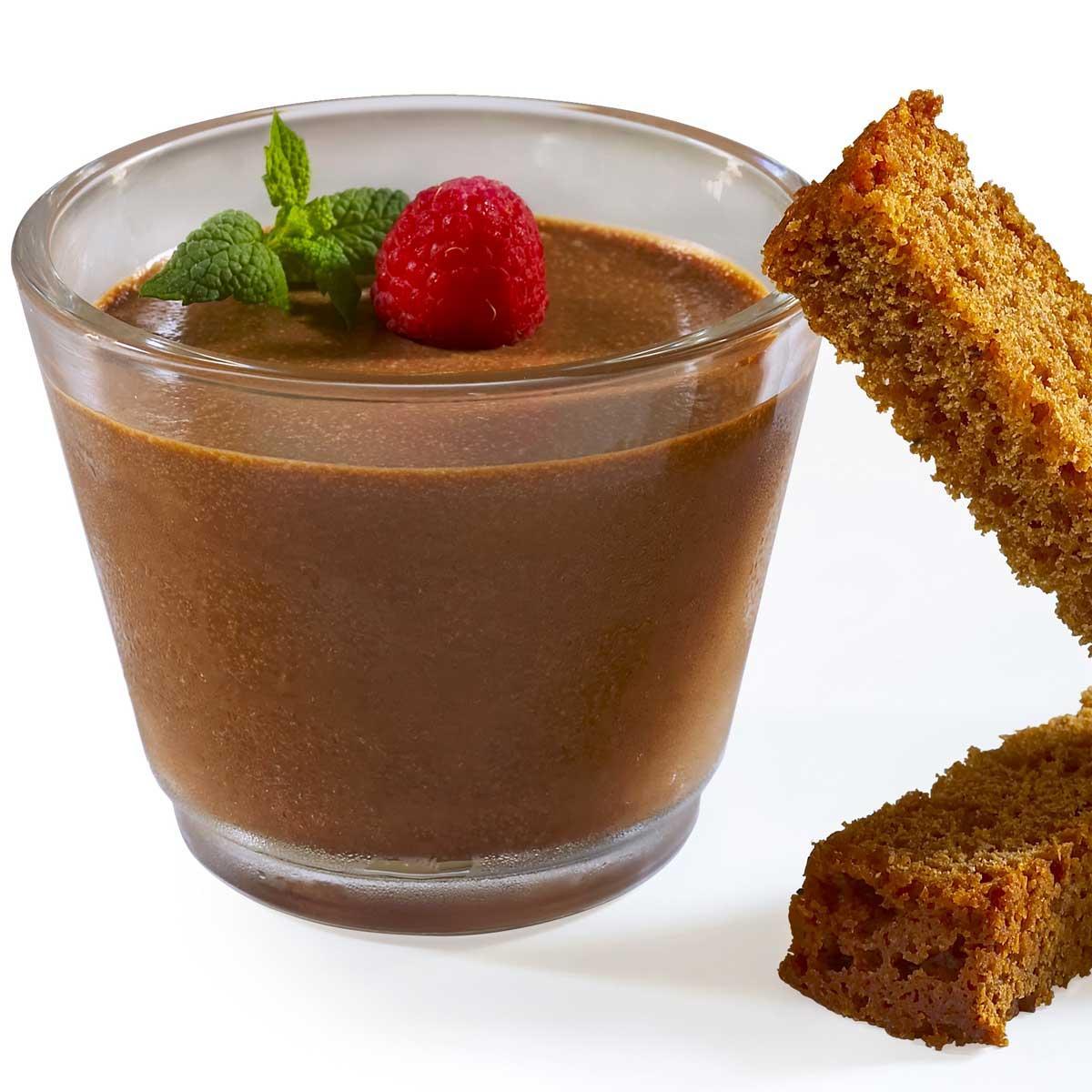 Recette Mousse Au Chocolat Sans Gluten Ni œuf Ni Lait Cuisine