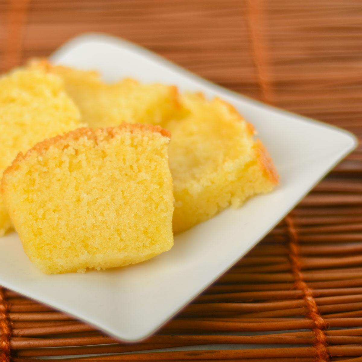Recette Cake A La Fleur D Oranger Cuisine Madame Figaro