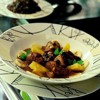recette curry d agneau au riz sauvage cuisine madame figaro. Black Bedroom Furniture Sets. Home Design Ideas