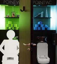 toilettes hype au carrousel madame figaro. Black Bedroom Furniture Sets. Home Design Ideas