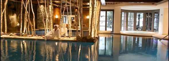 Le Spa Givenchy des neiges de l hôtel Cheval Blanc, à Courchevel 1850. b650c3f1f38a