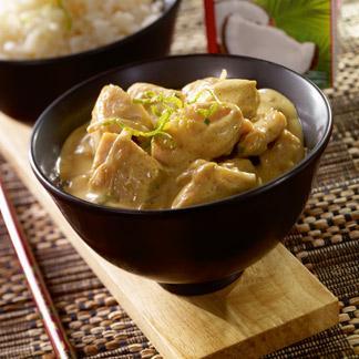 Recette Curry De Poulet Au Lait De Coco Cuisine Madame Figaro
