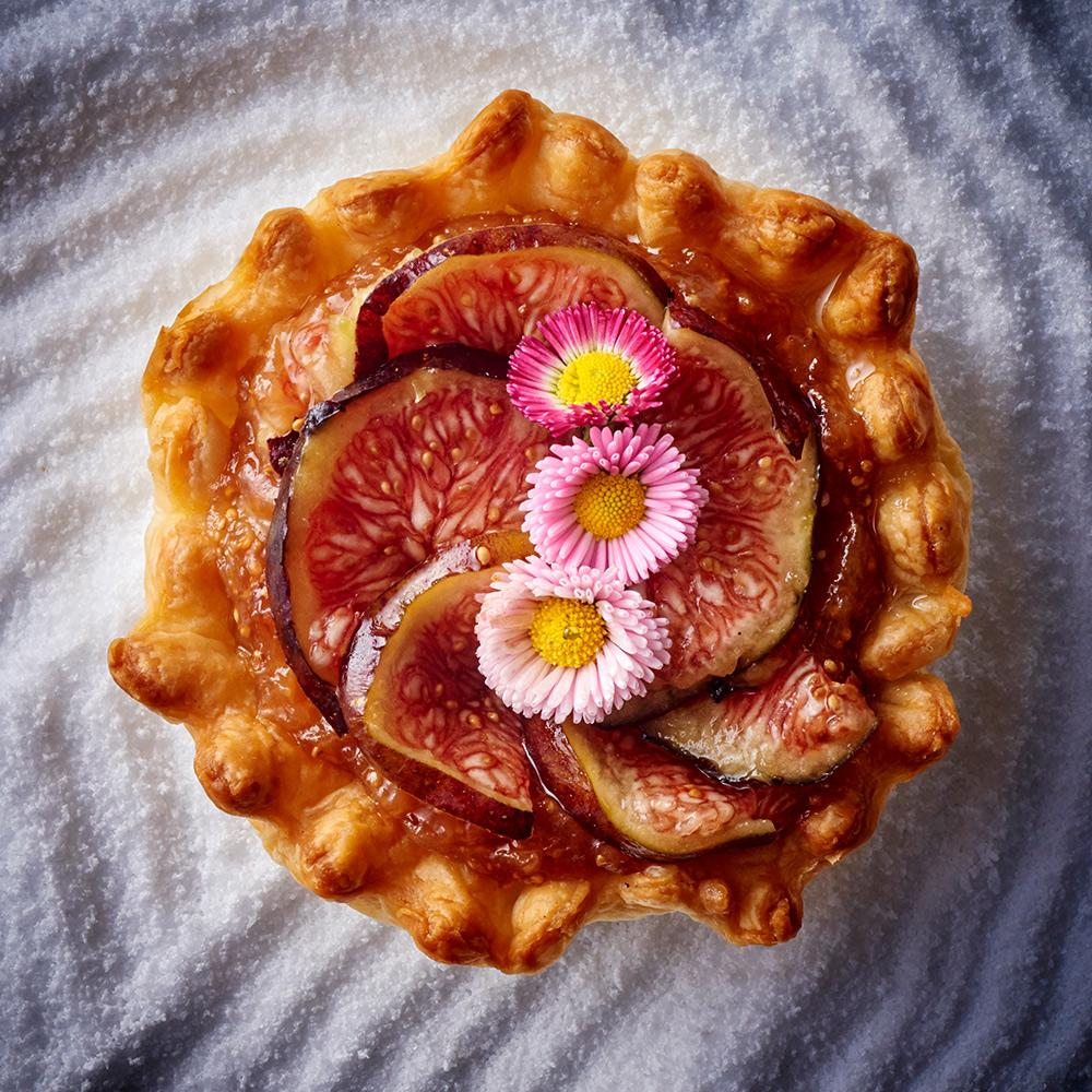 recette tartelettes aux figues r ties cuisine madame figaro. Black Bedroom Furniture Sets. Home Design Ideas