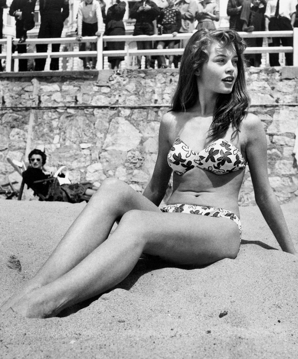 Brigitte bardot bikini opinion
