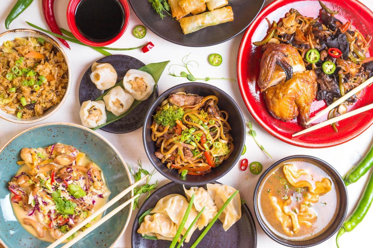 nouvel an chinois entre recettes traditionnelles asiatiques et plats revisit s cuisine. Black Bedroom Furniture Sets. Home Design Ideas