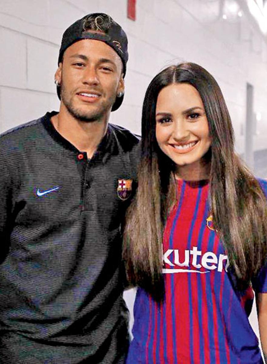 People : Une chanteuse américaine expose sa complicité avec Neymar