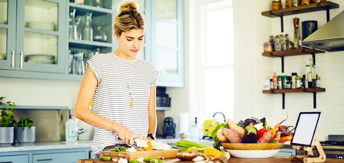 cuisiner rapide et sain les r gles d 39 or pour ne pas manger. Black Bedroom Furniture Sets. Home Design Ideas