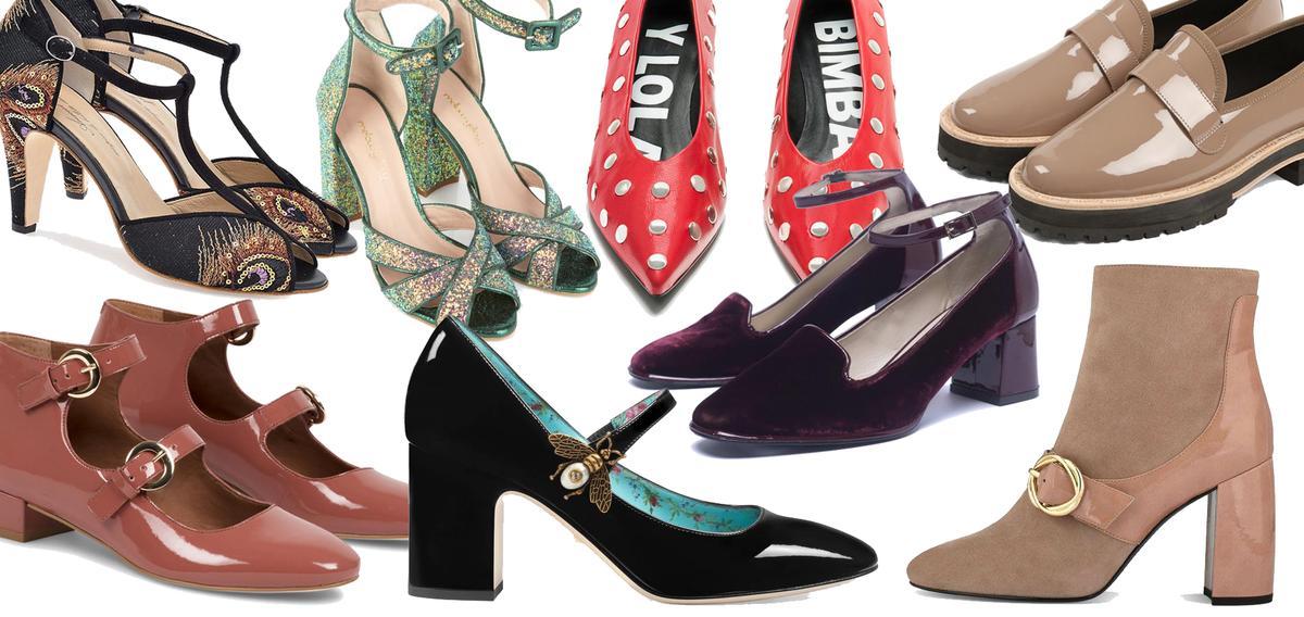 05e5a7b3d338 Les 40 paires de chaussures pour affronter la saison avec style - Madame  Figaro