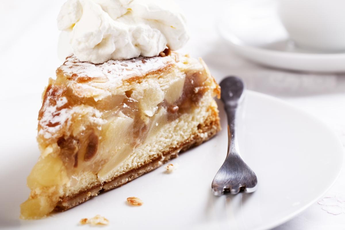 recette tarte aux pommes fa on grand m re cuisine madame figaro. Black Bedroom Furniture Sets. Home Design Ideas