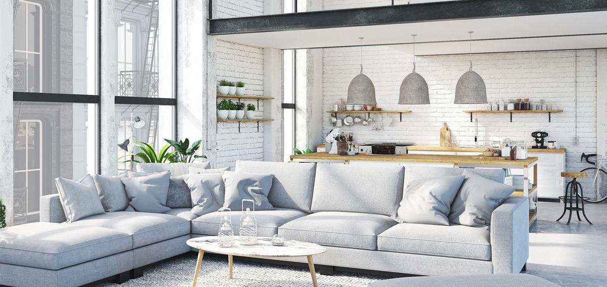 les 7 commandements pour embellir une cuisine ouverte madame figaro. Black Bedroom Furniture Sets. Home Design Ideas