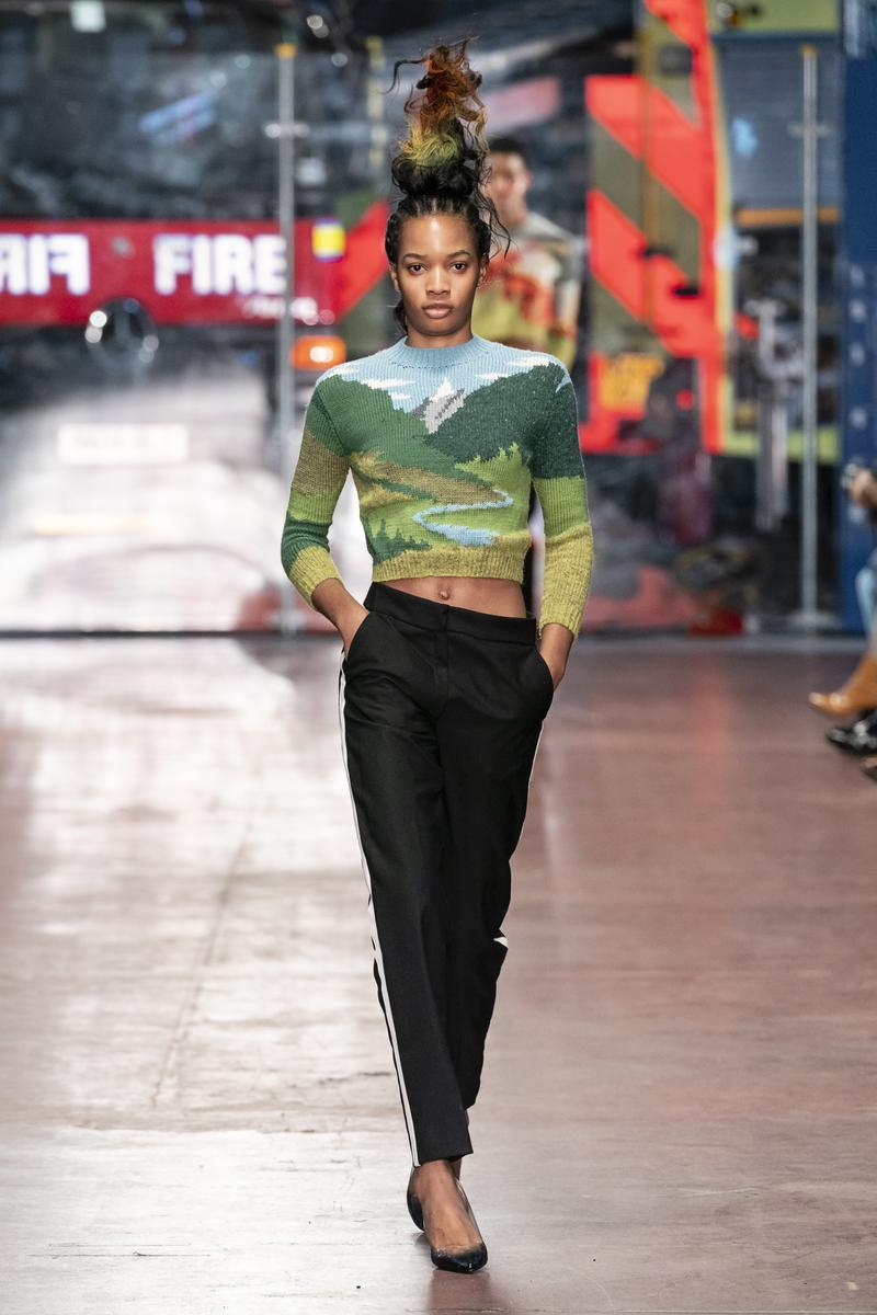 Défilé Fashion East automne-hiver 2019-2020 Prêt-à-porter - Madame Figaro 96cf2416668