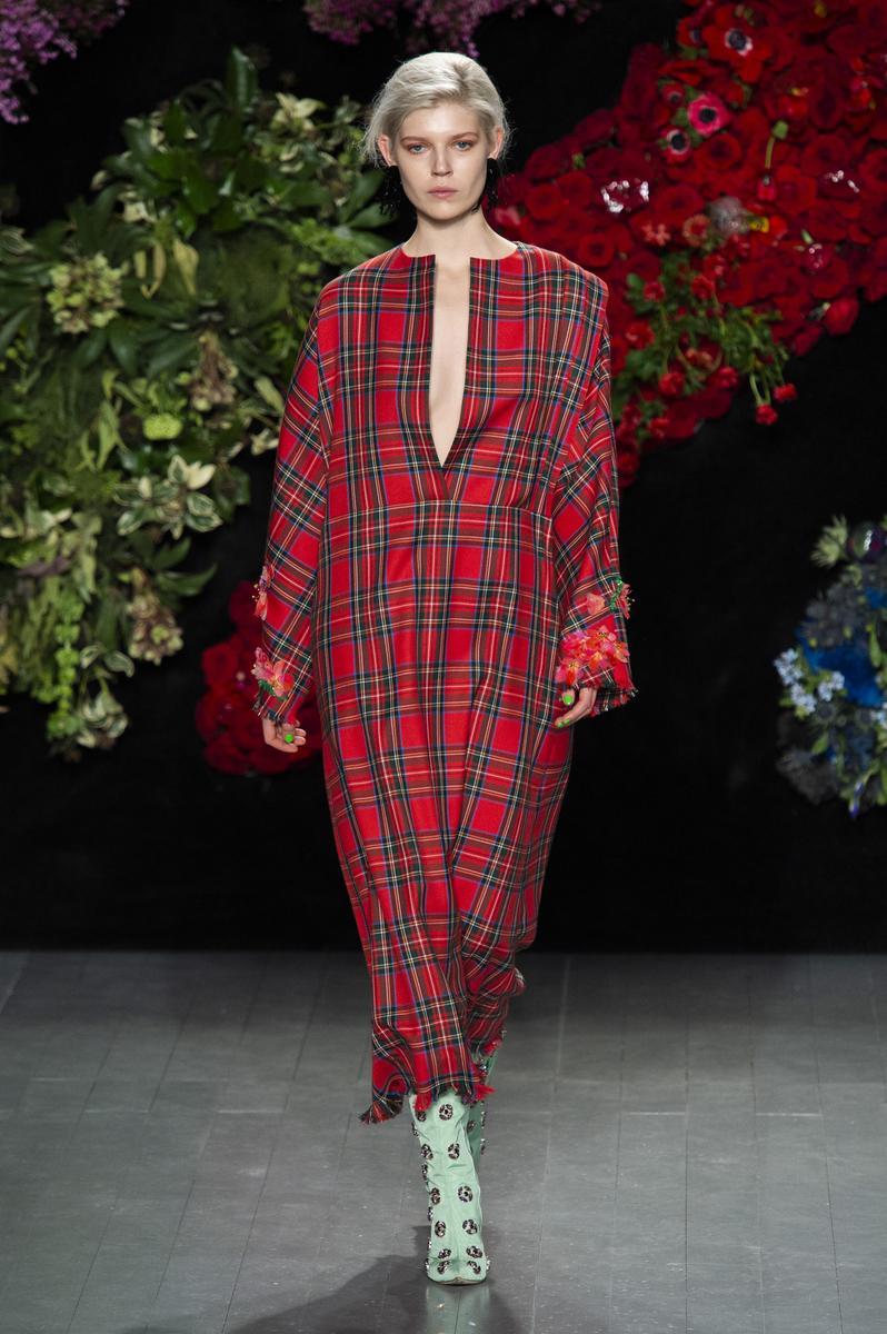 Défilé Roberta Einer automne-hiver 2019-2020 Prêt-à-porter - Madame Figaro c61c1e6a2af