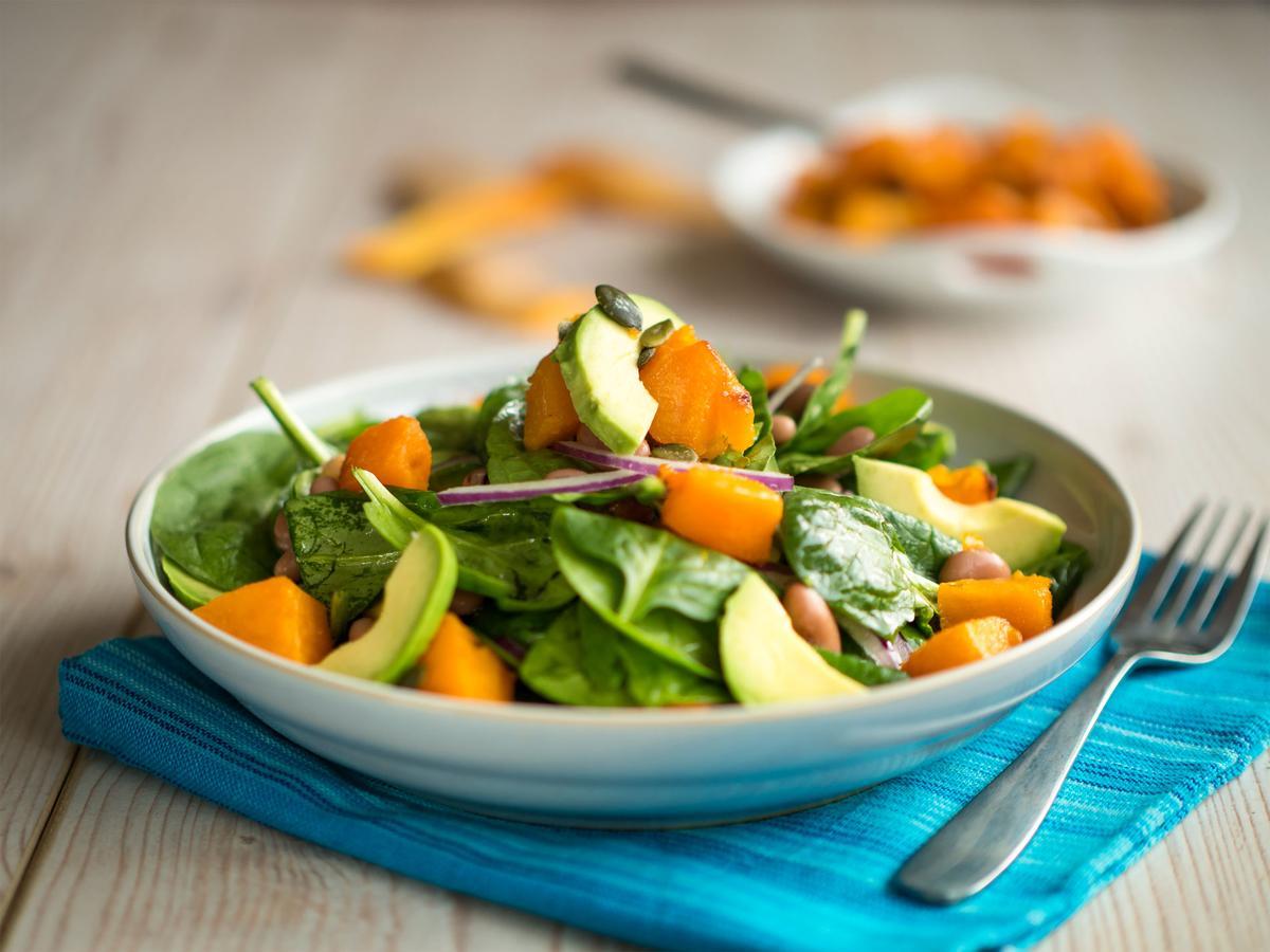 patates douces lentilles ufs dix aliments pour composer sa salade d 39 hiver cuisine. Black Bedroom Furniture Sets. Home Design Ideas