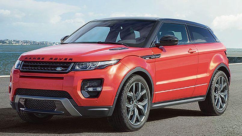 jaguar et land rover ciblent les voitures de fonction. Black Bedroom Furniture Sets. Home Design Ideas