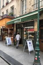 Grillé Montorgueil