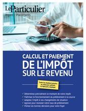 Calcul et paiement de l'impôt sur le revenu