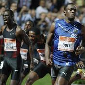 Bolt n'y arrive pas
