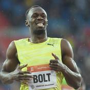 Coup d'arrêt pour Usain Bolt, blessé à une cuisse