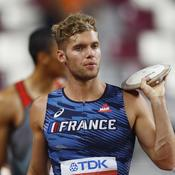 Kevin Mayer, la route en solitaire