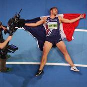 Kevin Mayer sacré champion du monde en salle de l'heptathlon