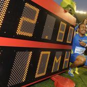 Merritt tient son record du monde