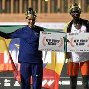 Records du monde : Cheptegei et Gidey enflamment la piste