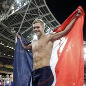 Suivez en direct l'interview de Kévin Mayer, champion du monde du décathlon