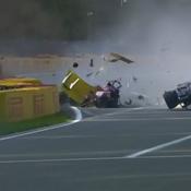 Formule 2 : le pilote français Anthoine Hubert meurt dans un terrible accident à Spa